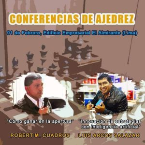 Conferencias de ajedrez