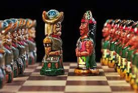 El zorro y el condor. (ajedrez)
