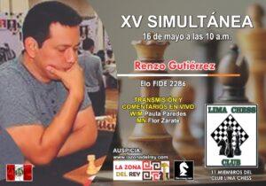 Simultanea Renzo Gutierrez