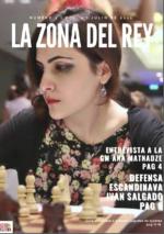 La Zona del Rey Revista de ajedrez 2da. Edición