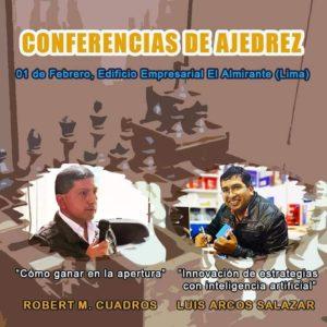 Conferencias de ajedrez